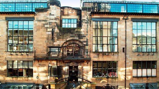 Glasgow: On the Mackintosh trail