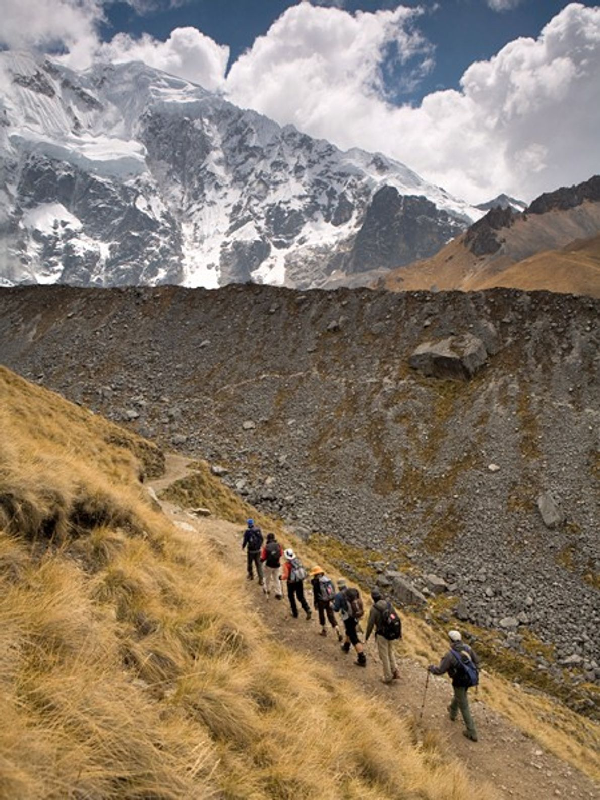 Top Six Alternate Routes to Machu Picchu