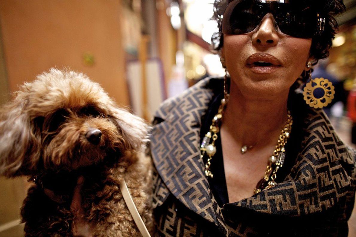 Woman With Dog, Bologna