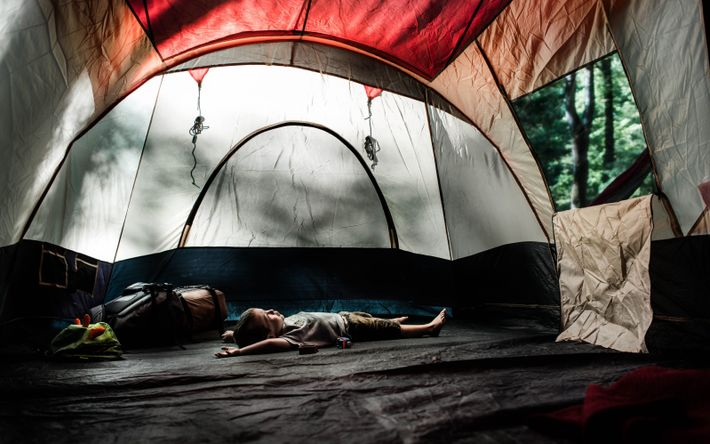 """""""Camping has easily become one of my favourite pastimes. There's something so comforting knowing you become ..."""
