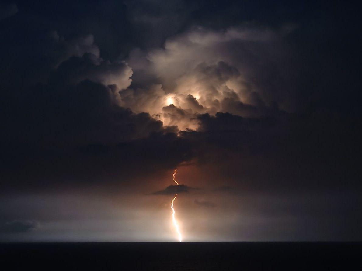 Lightning, Myrtle Beach