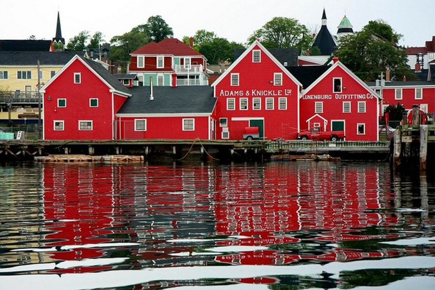 Lunenburg, Nova Scotia.