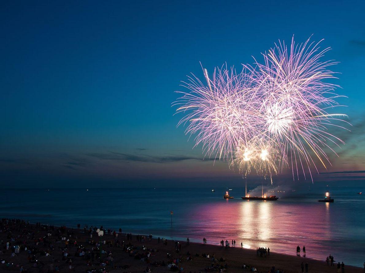 Fireworks, Netherlands