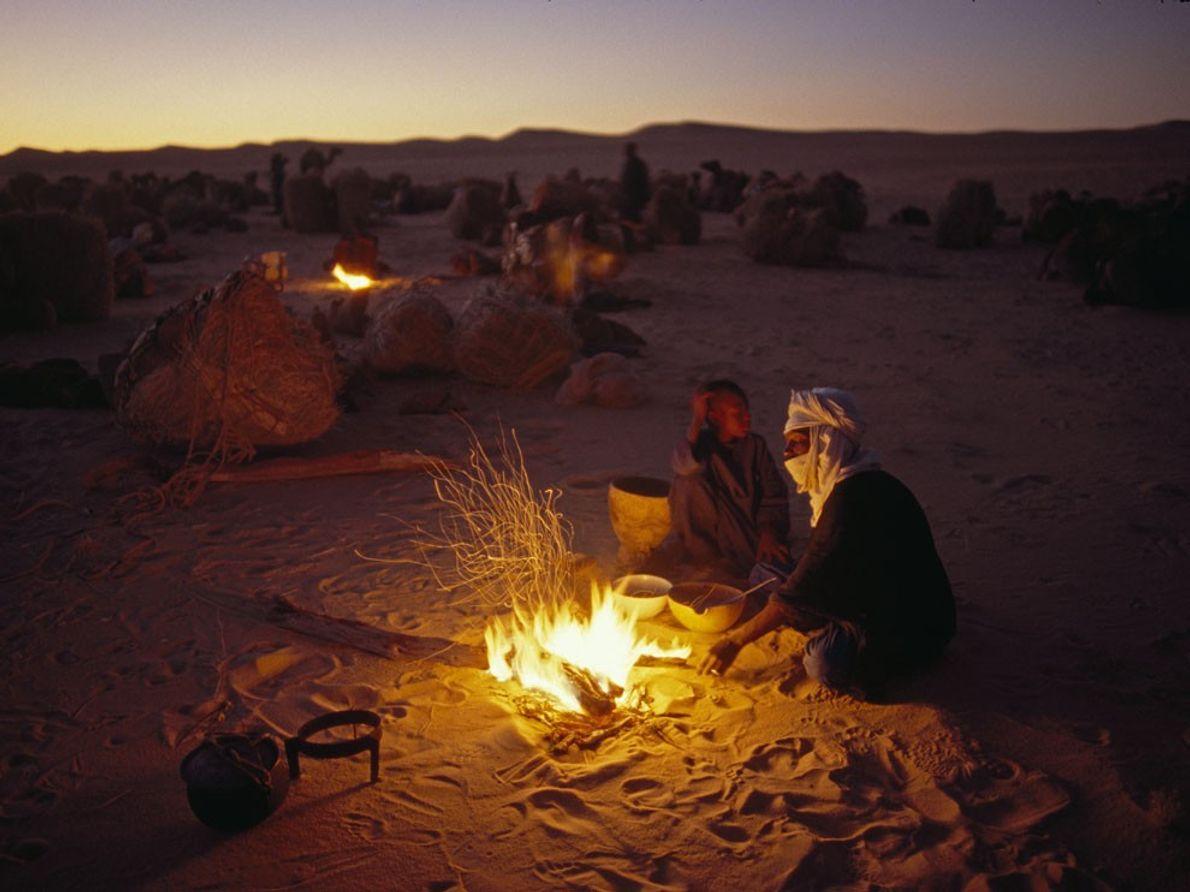 Tuareg, Sahara