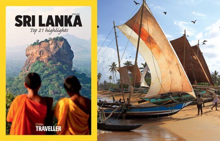 Sri Lanka Guide cover
