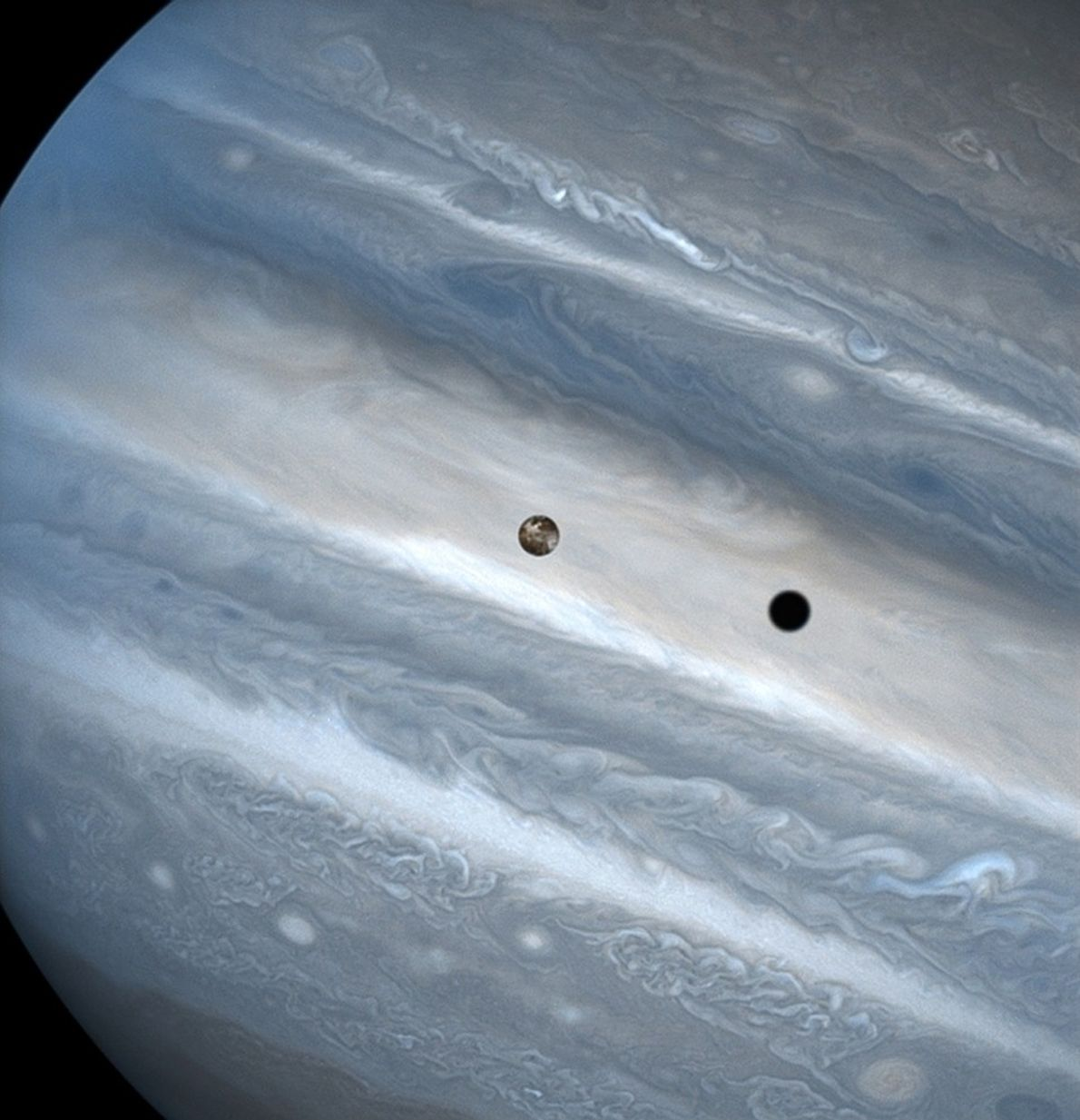In 1999, to commemorate the ninth anniversary since its launch, theHubble Space Telescope took this dramatic ...