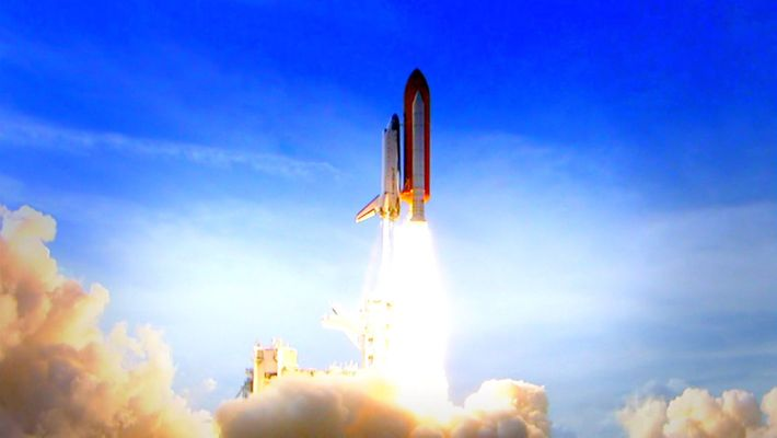 World Space Week video 4: Space Shuttle