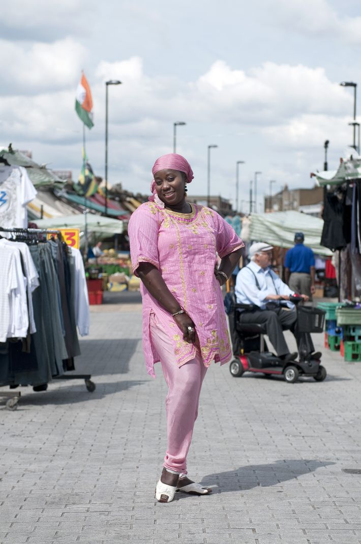 Photographer and Hackney resident, Christian Sinibaldi, photographed fellow residents where he found them. The project captured ...