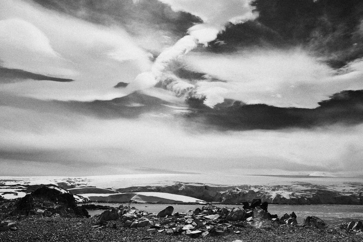 Open Skies, Antarctic