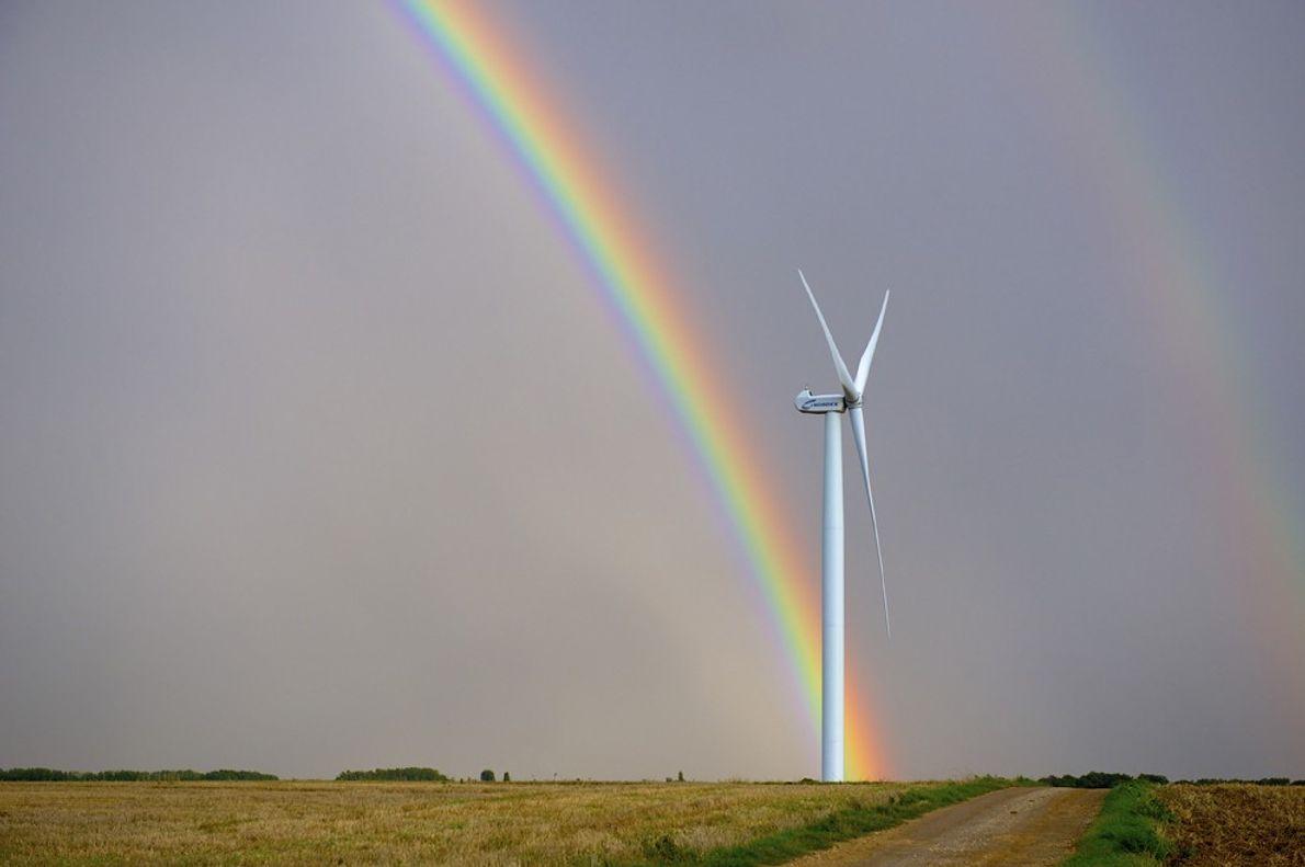 Rainbow, France