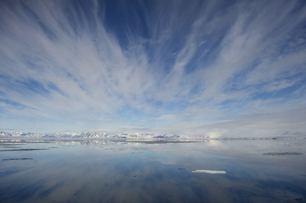 Tranquil Waters, Svalbard