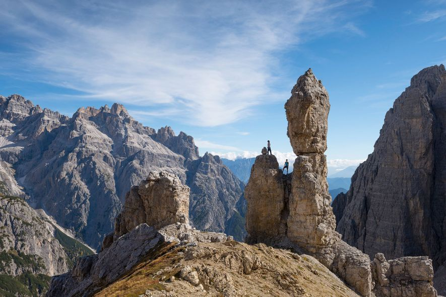 The Dolomites: A walk to remember