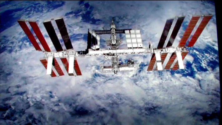 World Space Week video 5: ISS