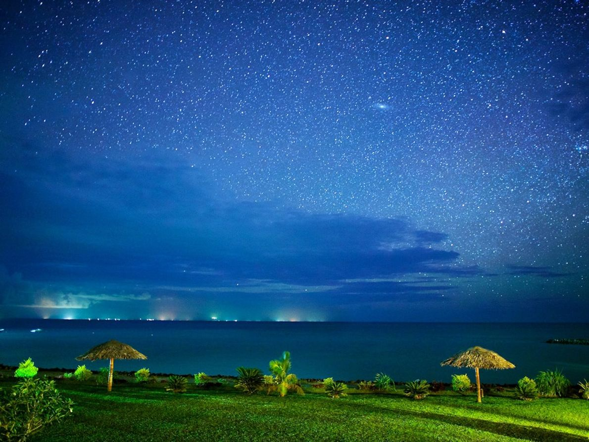 Nightscape, American Samoa