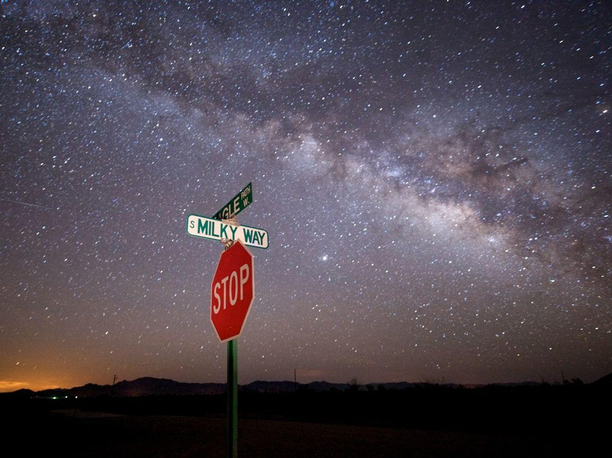 Milky Way, Arizona