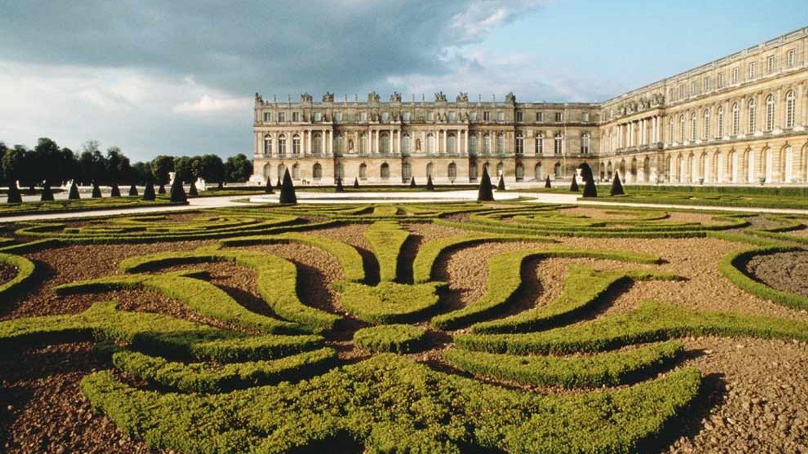 Top 10 Gardens:Château de Versailles ...