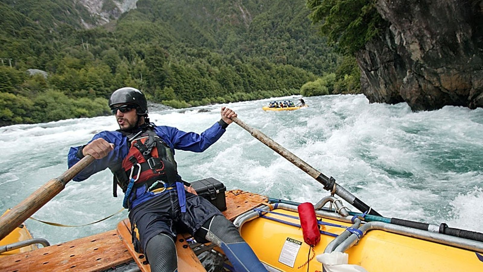 Top 10 Whitewater Rafting Trips:Futaleufú River, Chile ...