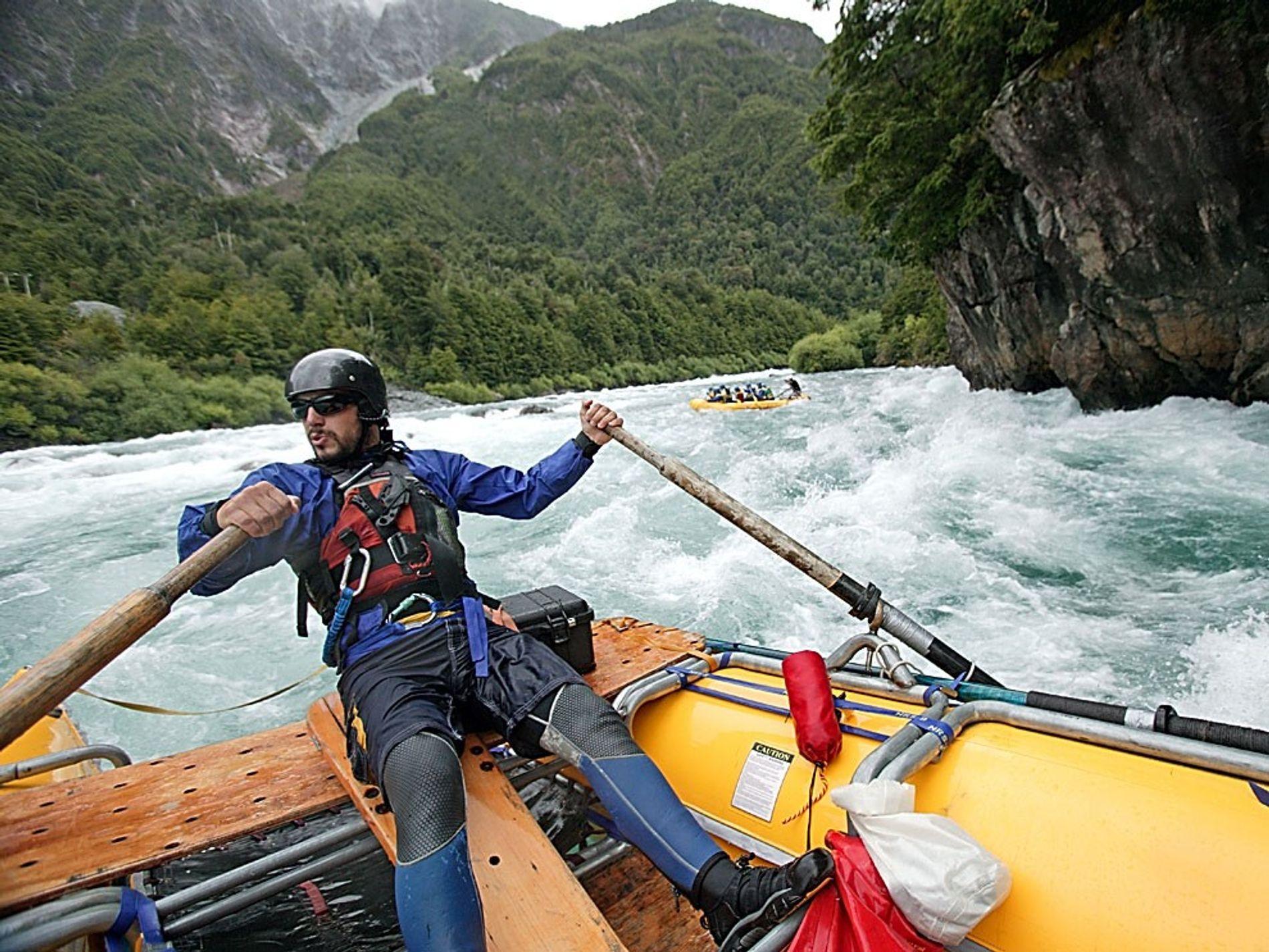 Top 10 Whitewater Rafting Trips:Futaleufú River, Chile ...