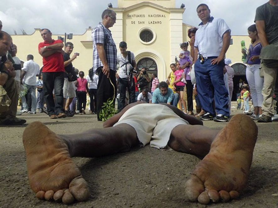 St Lazarus pilgrimage