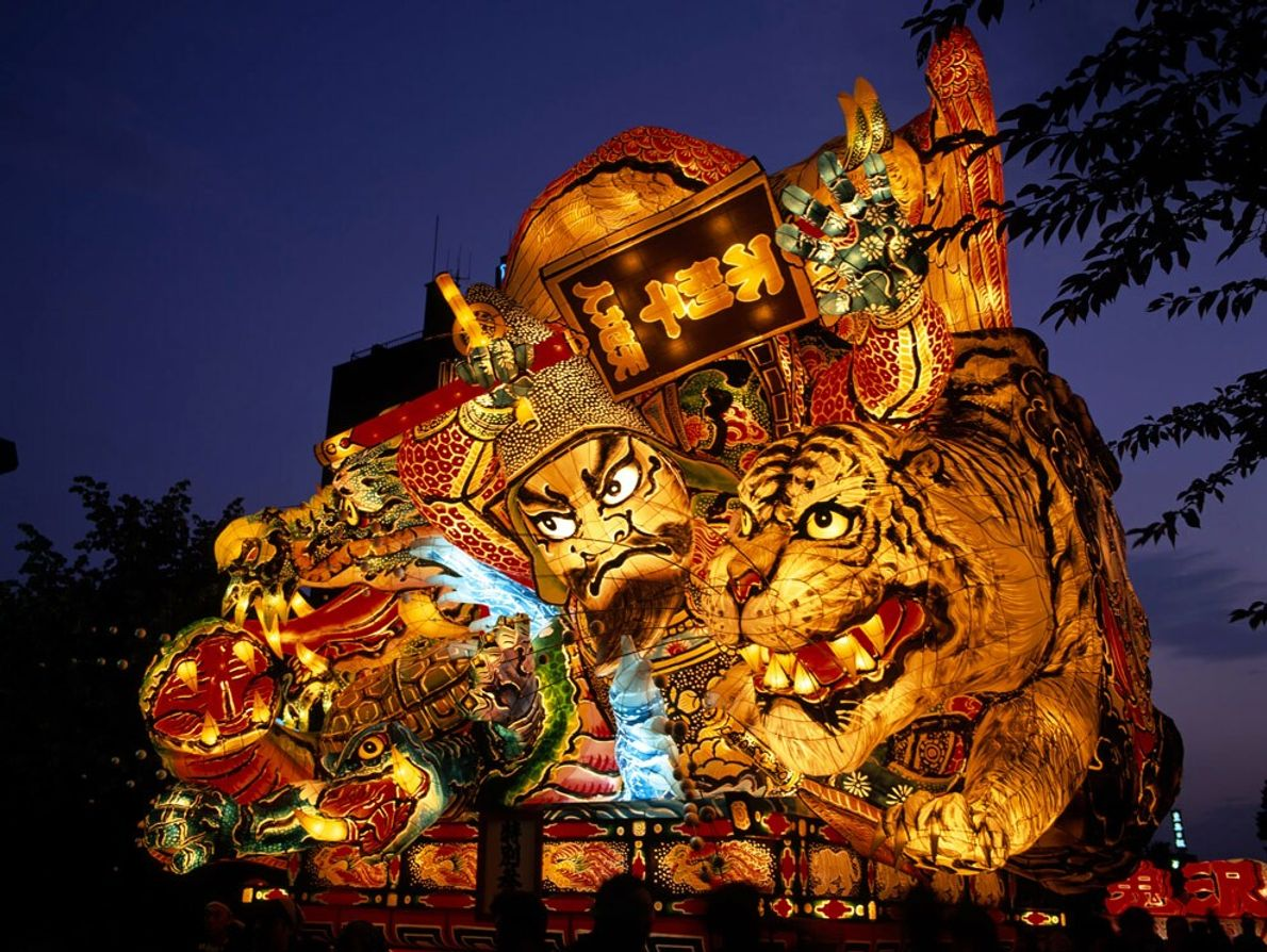 Festival Float, Hirosaki