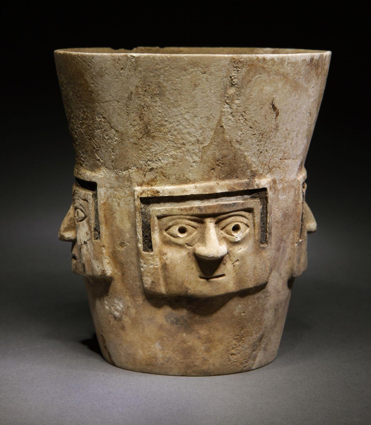 Alabaster Cup