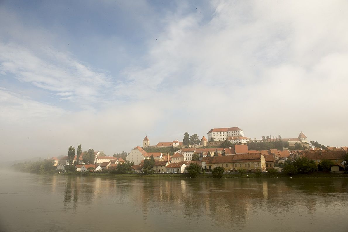 Ptuj is an old town of new experiences. Its eponymous hilltop castle houses Slovenia's oldest wine ...