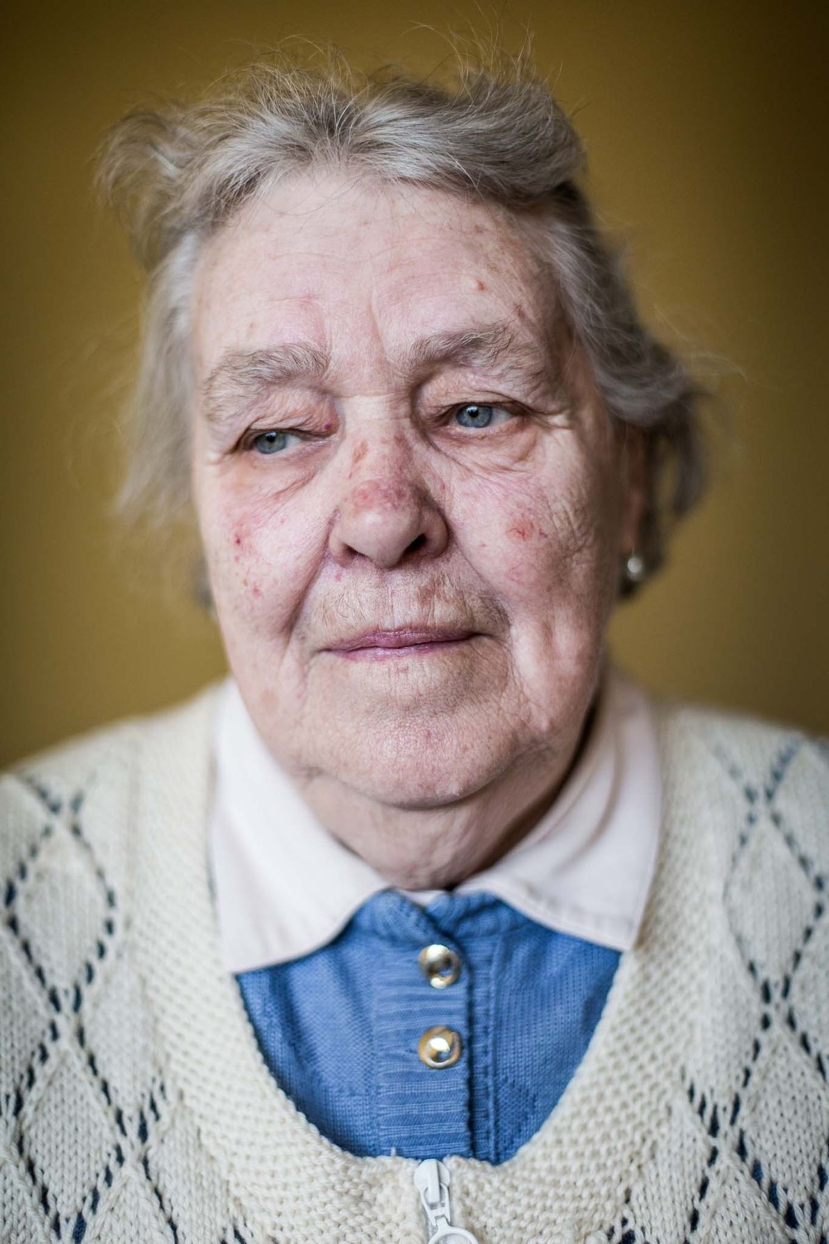 When she was eleven years old, Elfriede was separated from her mother and brother after they ...