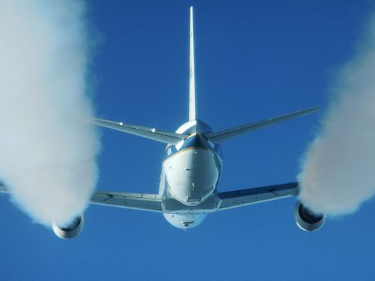 Can carbon capture make flying more sustainable?