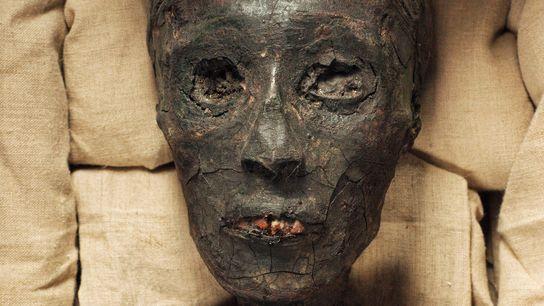 King Tut mummy death mystery
