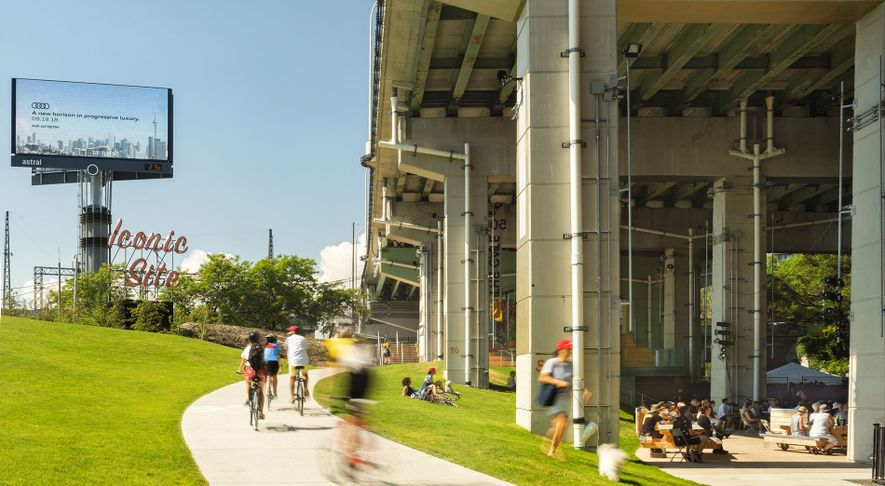 Going green: five urban spaces reinvented