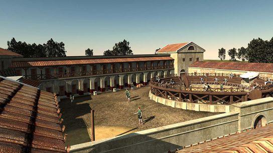 gladiator school austria 1