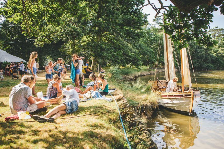 Top 9 UK family festivals 2019