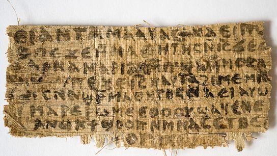 papyrus jesus wife 01