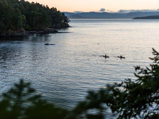 British Columbia: into the blue