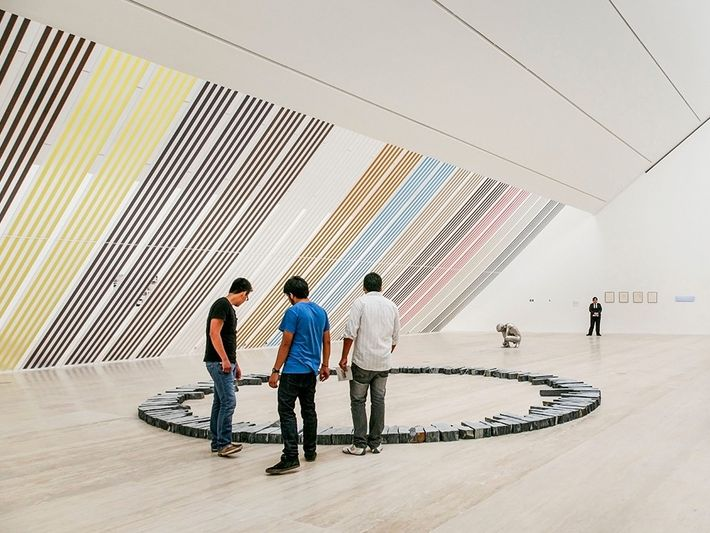 Museo Jumex in Mexico CityPhotograph by Dorothy Alexander, Alamy