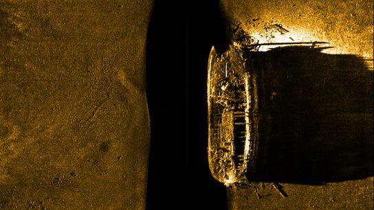 CANADA FRANKLIN ARTIC SHIP FOUND