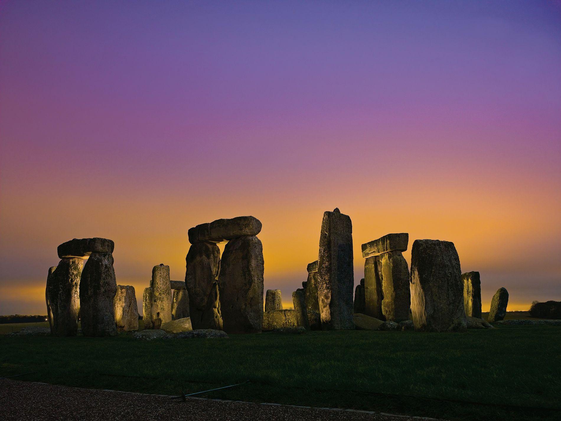Hidden Monuments Found Under Stonehenge | National Geographic