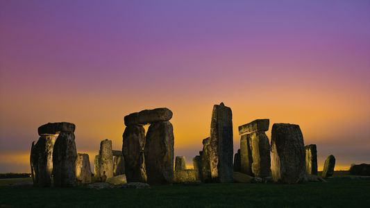 Hidden Monuments Under Stonehenge Revealed by High-Tech Mapping