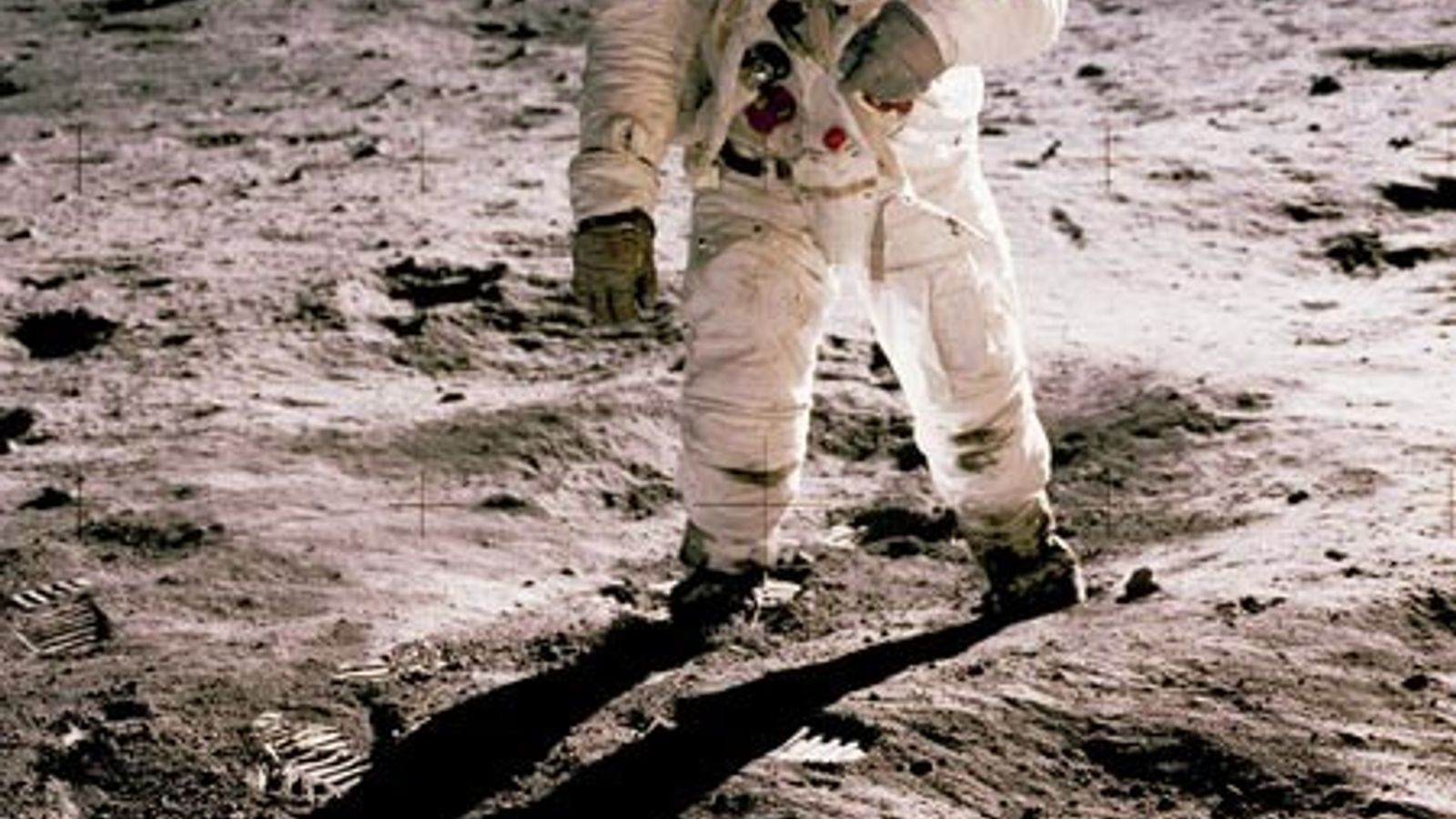 Apollo 11 astronaut Buzz Aldrin became the second person to set foot on the moon on ...