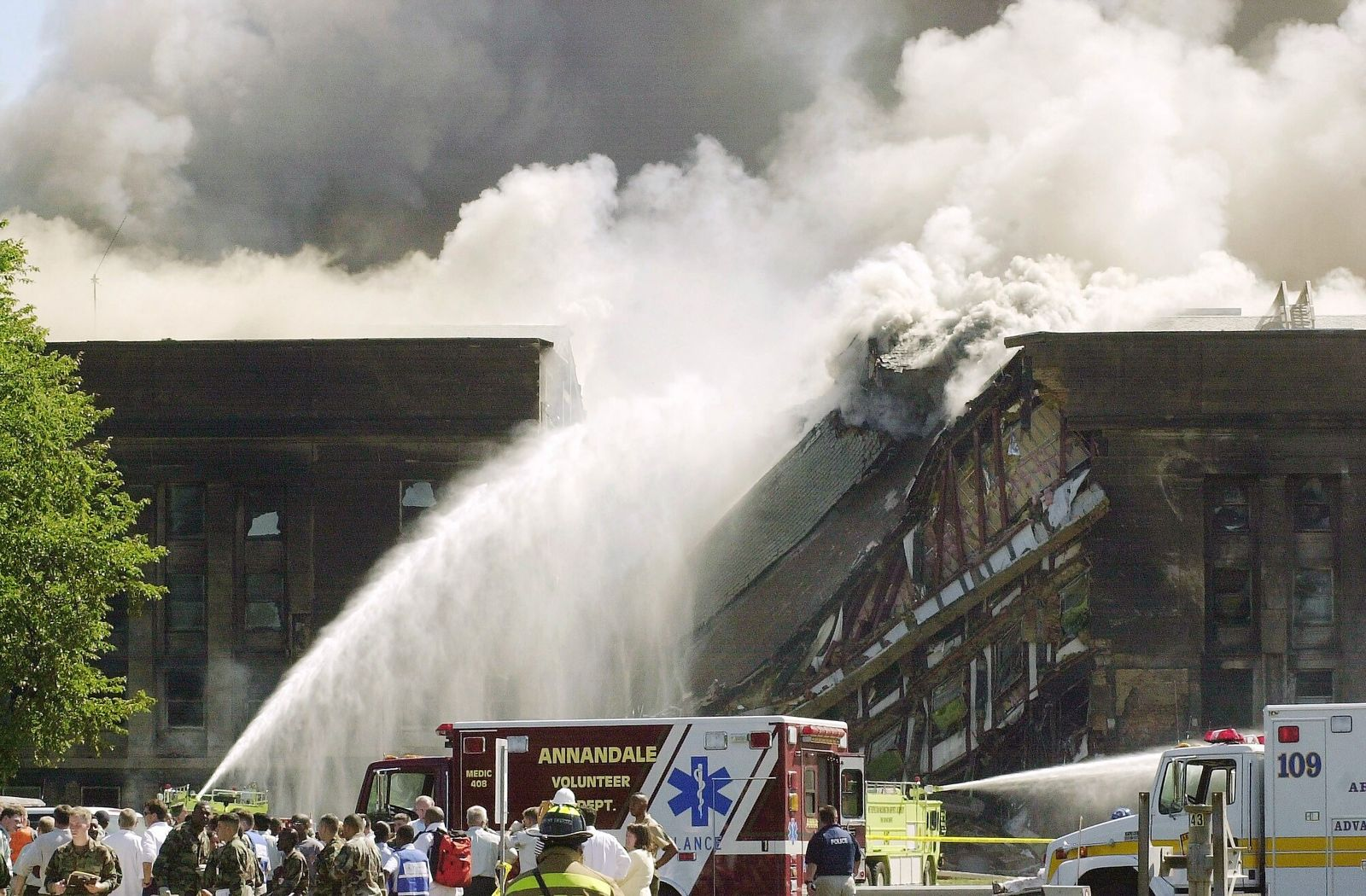 As well as the attacks on New York, 9/11: One Day in America examines the attacks ...