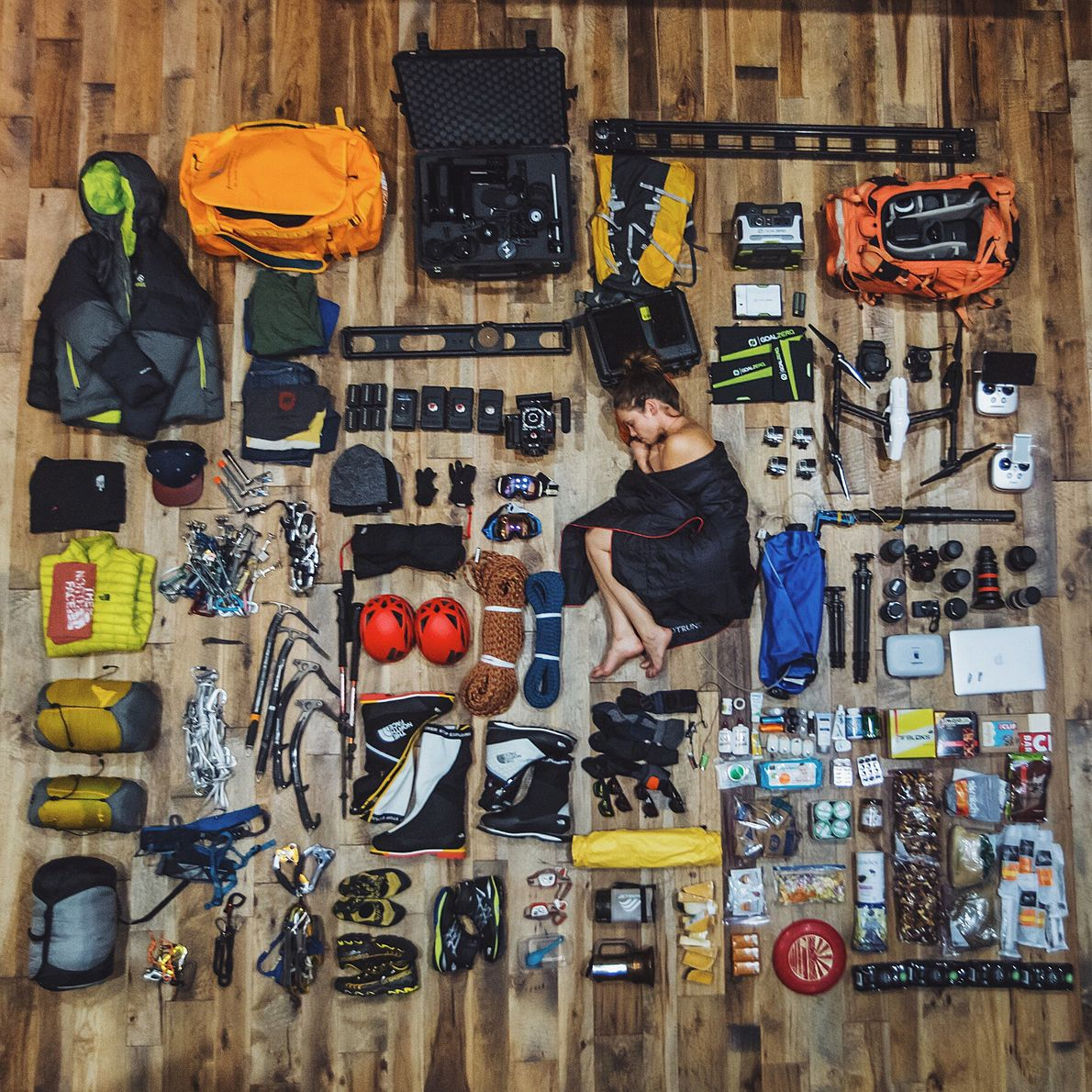 """""""Packing for a big trip to the Everest region becomes more of a junk show every ..."""