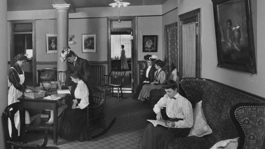 The lost age of women-only hotels