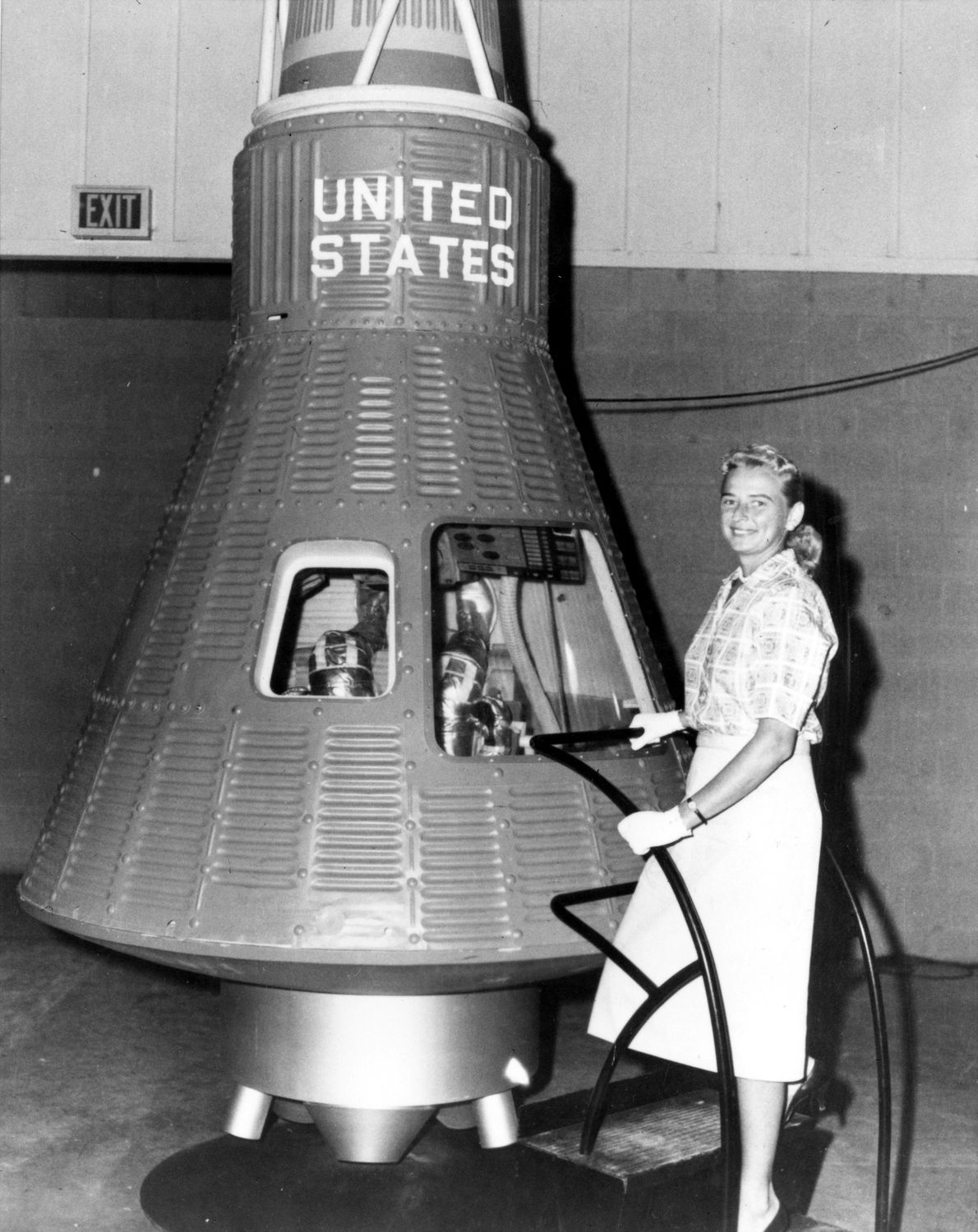 The Mercury 13 were a parallel group of female aspirant astronauts who were subjected to the ...
