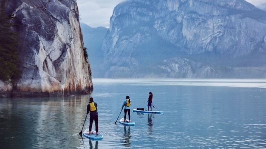Into the blue: six ways to enjoy British Columbia's healing waters