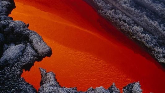 Images of Colourful Geological Wonders Around the World