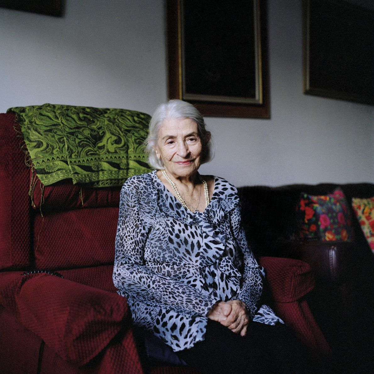 Rita Weiss (1926-2018) Tel Aviv, 2017: Weiss survived several camps, including Auschwitz, where she experienced the ...