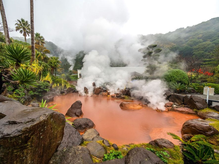 The Red Pond, Chinoike Jigoku