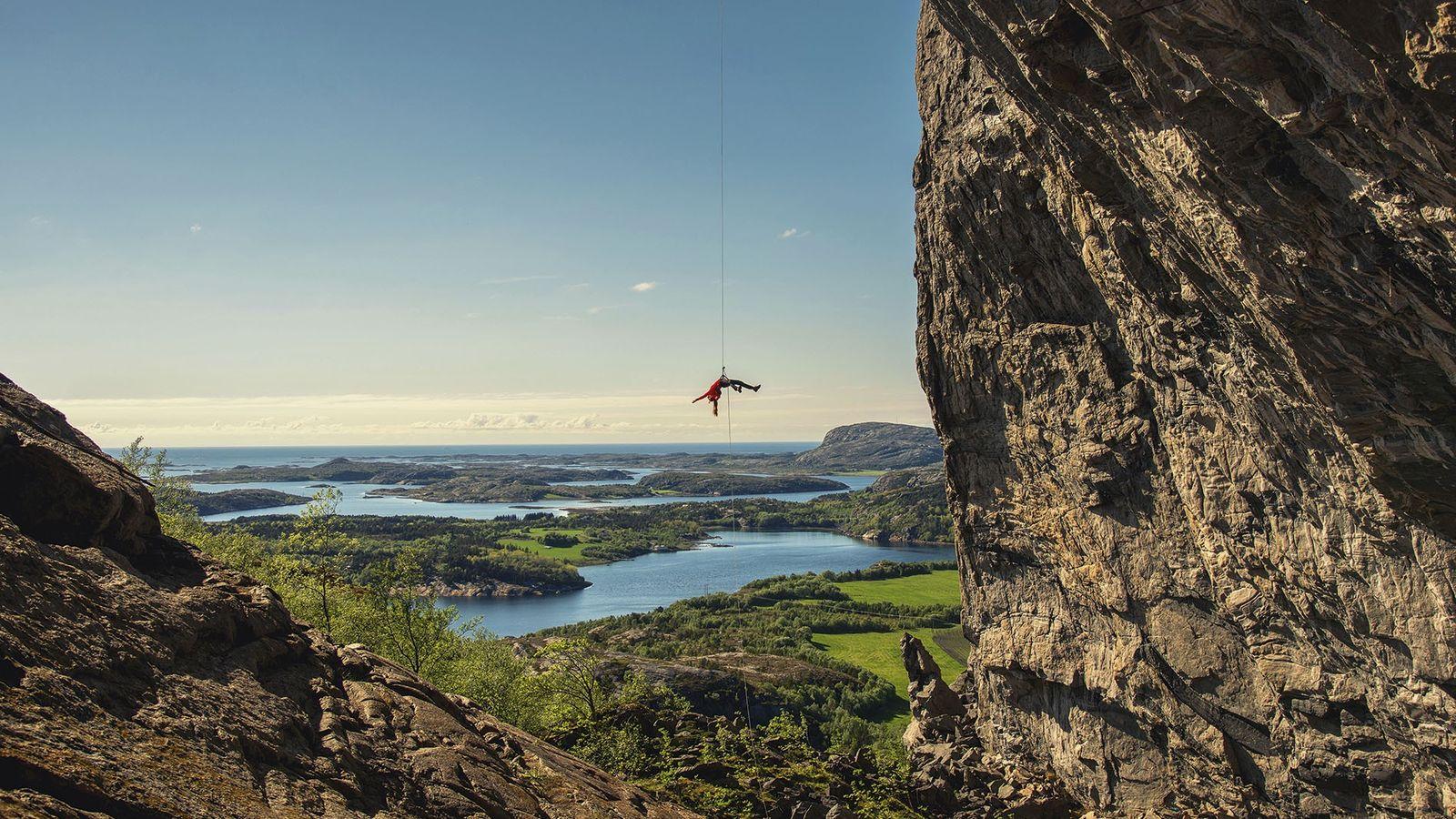Bungee jumper, Trøndelag