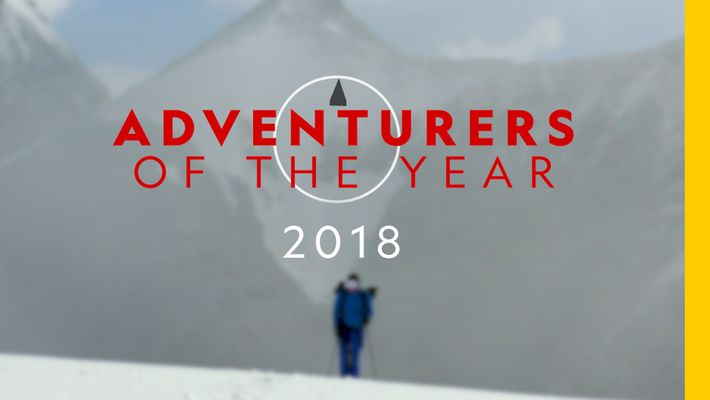 National Geographic's 2018 Adventurers of the Year
