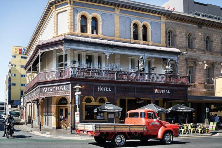 The Austral, Adelaide. Image: Chris Van Hove
